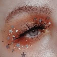 star eyes soft aesthetic