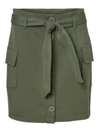 HIPE CARGO SKIRT | BROWN