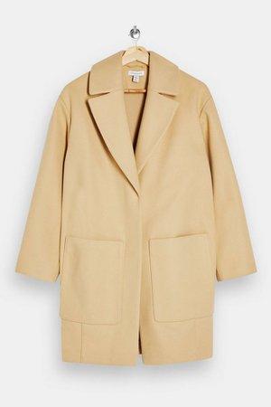 Buttermilk Coat | Topshop