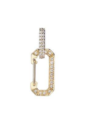 18k Yellow Gold Chiara Earring By Eéra | Moda Operandi