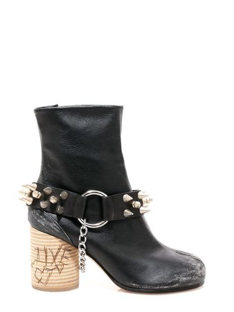 Maison Margiela Maison Margiela Ankle Boots - Black - 11186715 | italist