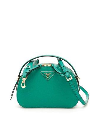 Prada Prada Odette Bag - MANGO (Green) - 10962197 | italist
