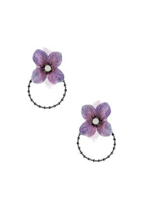 Iris Earring