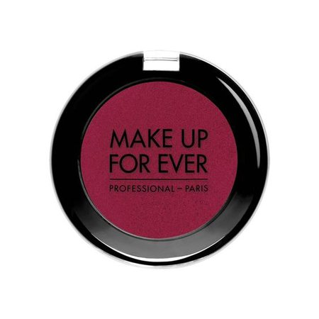 "MAKE UP FOR EVER - 'Artist' satiny eye shadow ""Raspberry"""