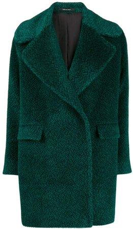 Astrid faux-fur coat