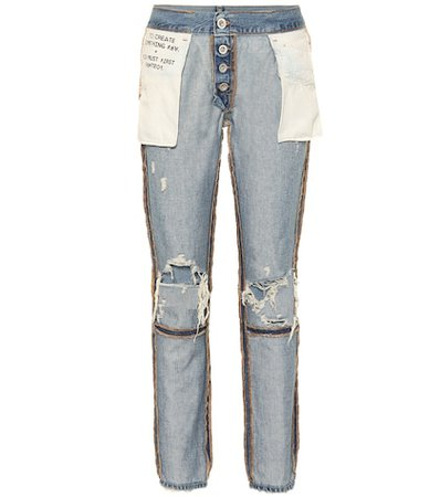 Inside Out Reverse jeans