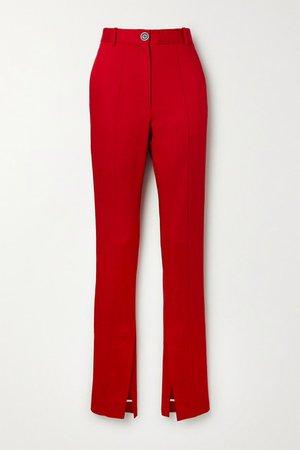 Peter Do | Woven tapered pants | NET-A-PORTER.COM