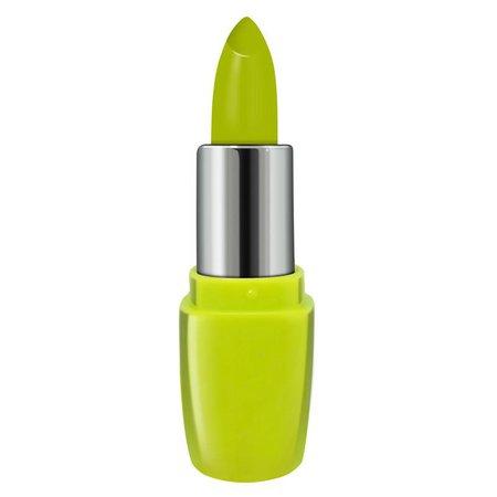 yellow green lipstick - Google Search