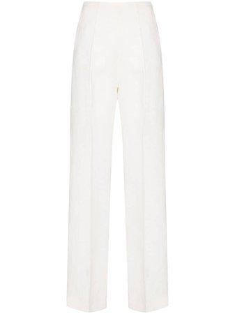 Materiel wide-leg Tailored Trousers - Farfetch