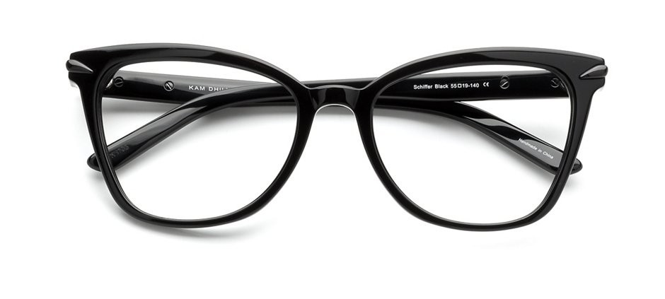 Shop confidently for Kam Dhillon Schiffer-55 glasses online with clearly.ca