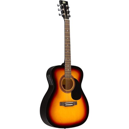 Rogue RA-090 Concert Acoustic Guitar Sunburst - Google Search