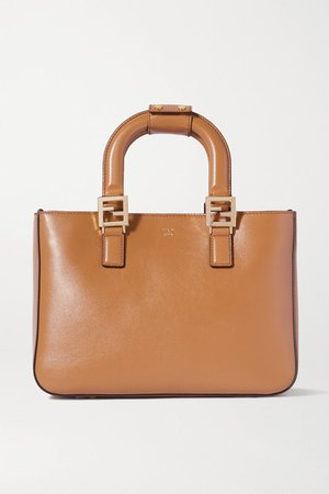 Fendi | Leather tote | NET-A-PORTER.COM