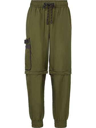Fendi convertible cargo trousers - FARFETCH