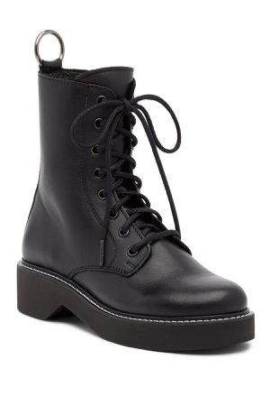steve madden ryder lace up combat boot