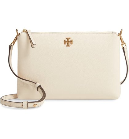 Tory Burch Kira Pebbled Leather Wallet Crossbody Bag | Nordstrom