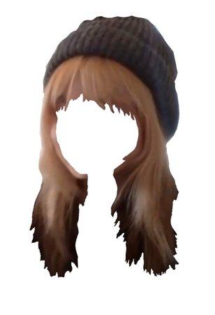hair beanie