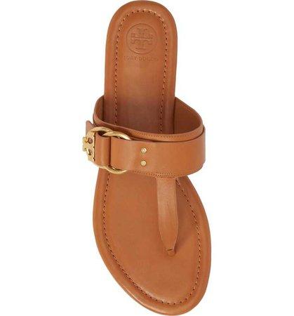 Tory Burch Marsden Flat Thong Sandal (Women) | Nordstrom