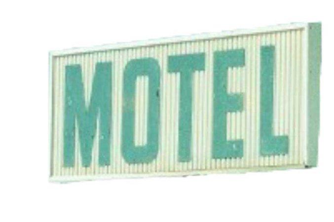 Green Motel png Fuller mood board aesthetic