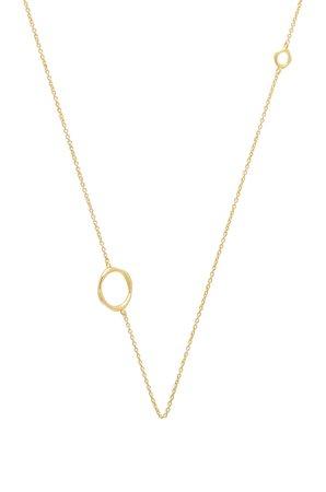 Quinn Delicate Wrap Necklace