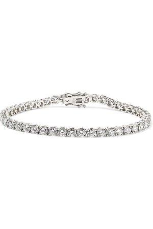 Amrapali | Platinum diamond bracelet | NET-A-PORTER.COM
