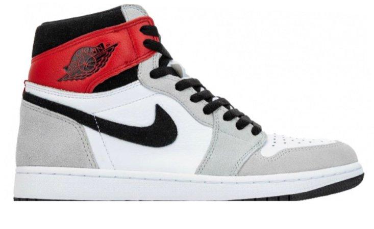 Jordan retro 1's