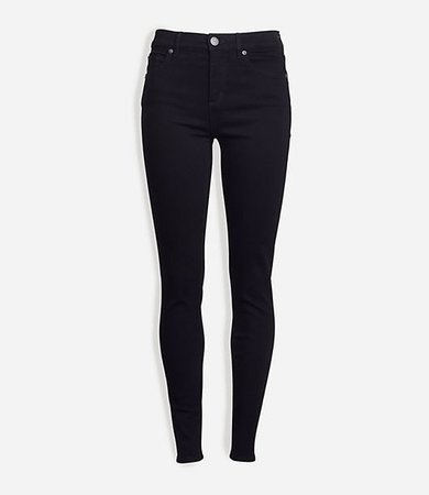 Petite Skinny Jeans in Black