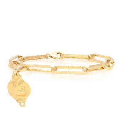 Exclusive To Mytheresa – The Stella 24Kt Gold-Plated Bracelet - Alighieri   Mytheresa