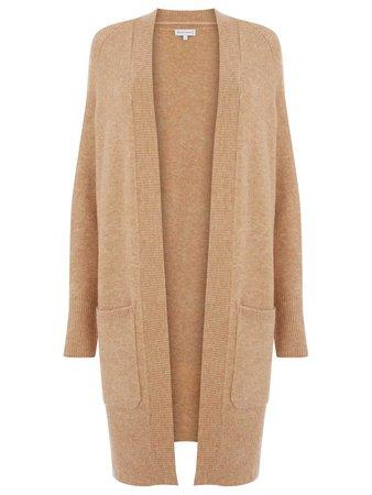 Warehouse Soft Longline Cardigan Camel 77% Acrylic 19% Polyester 4% Elastane Product code :22112181 KTKVKPD WOMEN CLOTHING CARDIGANS,Wholesale online,Available to buy online [KTKVKPD] - $63.18 : Ride Shoes Online Sale, Reasonable Price