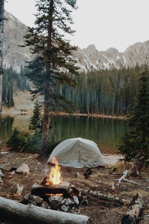 aesthetic on | Adventure is out there | Adventure travel, Camping life, Outdoor camping