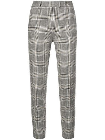Barbara Bui plaid tailored trousers £452 - Shop Online - Fast Global Shipping, Price