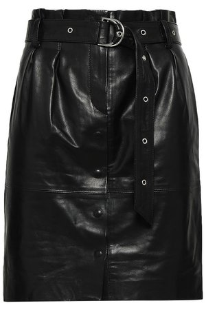 Anblum belted leather mini skirt | IRO | Sale up to 70% off | THE OUTNET