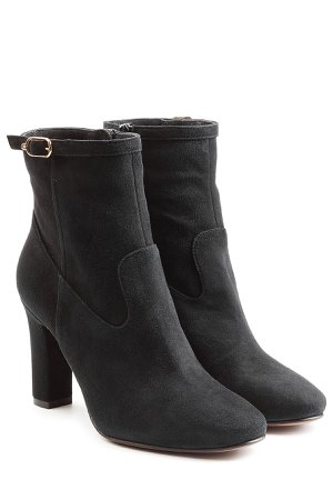 Suede Ankle Boots Gr. IT 38