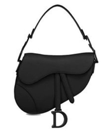 Black Dior Bag