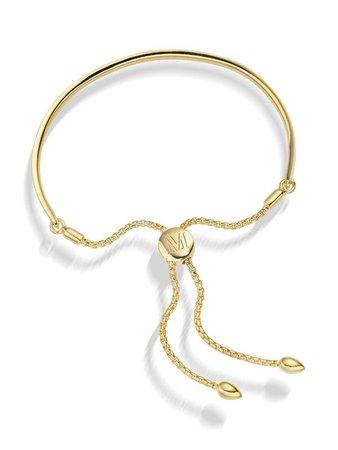 Monica Vinader Fiji Chain bracelet - FARFETCH