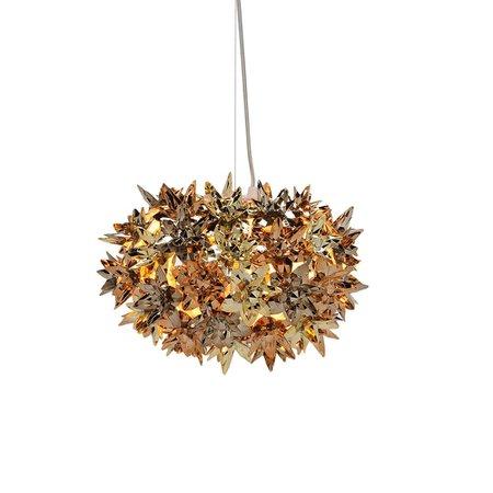 Kartell Bloom Ceiling Lamp - Gold/Bronze/Copper   Amara