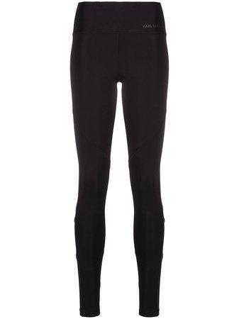 Karl Lagerfeld high-waist Performance Leggings - Farfetch