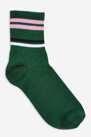 Green Socks & Tights | Bags & Accessories | Topshop