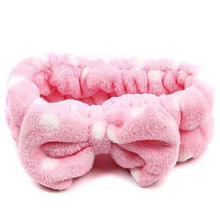 Facewash headband