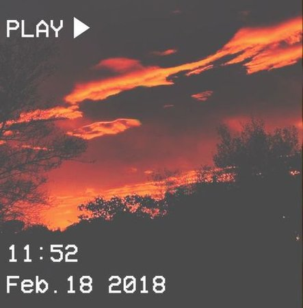 sunset skies photography