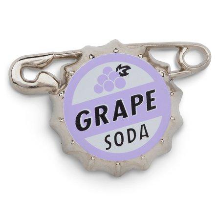 Grape Soda Pin