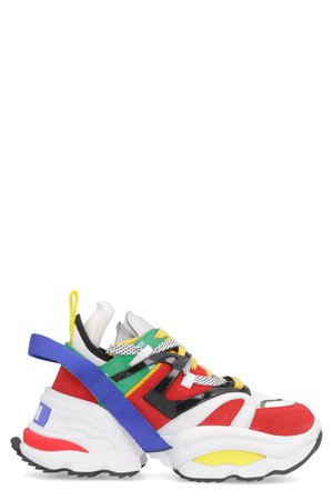 Dsquared2 Backyard Punk The Giant Sneakers