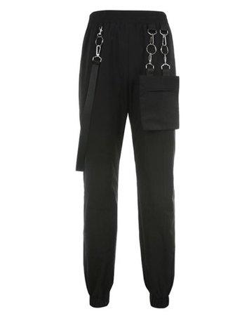 Pocket Cargo Pants