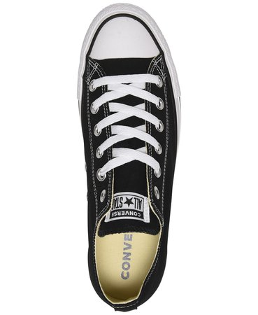 Converse Women's Chuck Taylor Ox Casual Sneakers & Reviews - Home - Macy's