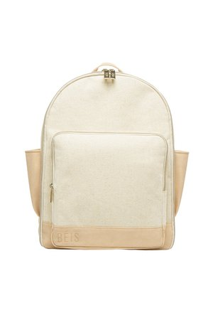 BEIS - The Backpack in Beige travel luggage