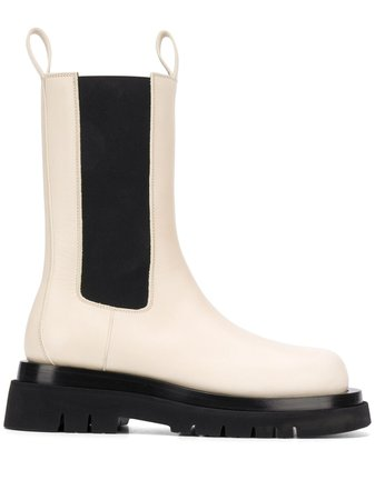 Bottega Veneta BV Tire Boots - Farfetch