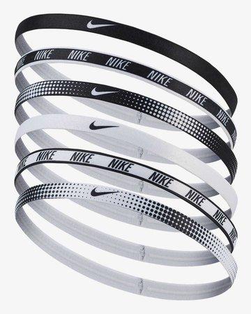 Nike Printed Headbands (6 Pack). Nike.com