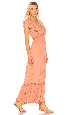 House of Harlow 1960 X REVOLVE Mora Dress in Rose | REVOLVE