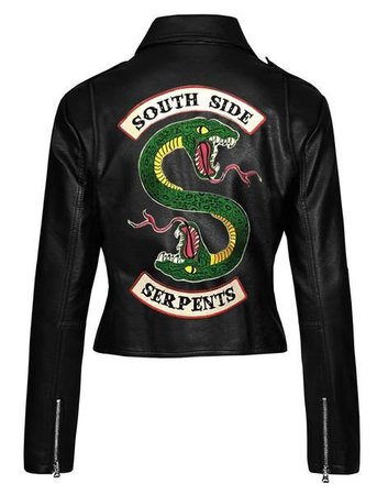 south side serpent jacket