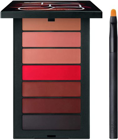 7 Deadly Sins Audacious Lipstick Palette