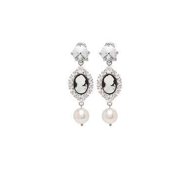 Crystal earrings   MiuMiu
